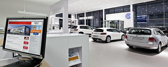 Autohaus Reiser, Ihr Spezialist für VW, Audi, Skoda, Seat und Gebrauchtwagen im Salzburger Flachgau und im Großraum Mondsee. Fachwerkstätten mit optimalem Service, Schauräume mit den neuesten Modellen und große Gebrauchtwagenplätze stehen Ihnen zur Verfügung - Ihr Team vom Autohaus Reiser berät Sie gerne.